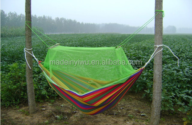canvas Outdoor camping sleeping hanging Hammock