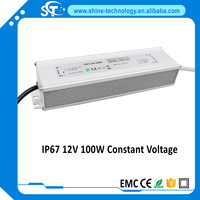 100W Output Power And 170 250VAC