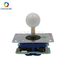 Best-selling arcade console fighting game joystick with big bubble ball top Fighting stick