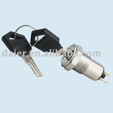 ignition key switch lock