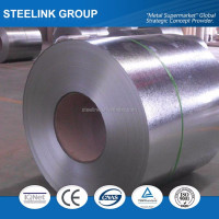 galvalume steel coil / PPGI / PPGL Galvanized and Prepainted Steel Coil