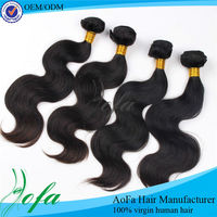 Top quality wholesale 100 percent indian remy human hair