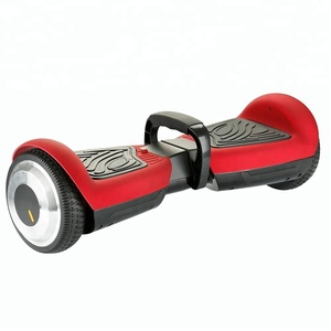 China wholesale price 2 wheels self balancing electrical scooter electric hoverboard