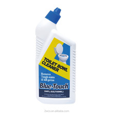all blue touch toilet detergent bowl stain remover liquid toilet cleanser 709ml