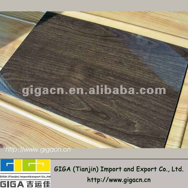 water and wear resistant compact panel/phenolic hpl resin board