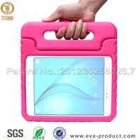 EVA foam unbreakable protective handle stand cases for samsung galaxy tab S2 9.7 inch