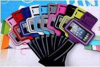 2014 New Silicon Waterproof Transparent Underwater Armlet Cover For Iphone 4 4s 5 5s 6 Case Wholesale