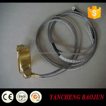 Electric Brass Band Heater Die Casting Copper Element
