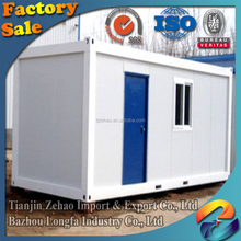 40ft prefab hotels folding container house