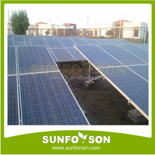 Solar PV Power Plant Mounting Structure