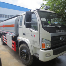 Durable promotional mobile gas refuel trucks