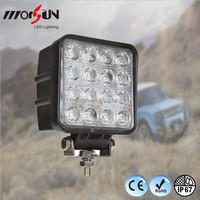 48W offroad led wroklight 48w led work light 12V auto spares parts