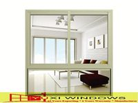 Pvc casement window general aluminum windows glass swing window
