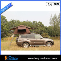 Rip-stop Small Size Metal Roof Tent for Jeep