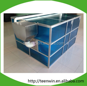 China Brand Low Cost Small Portable Assembly Membrane Biogas System/plant/digester