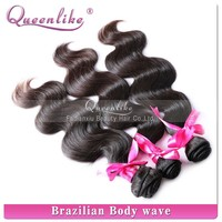 Queenlike Brand New hair product Unprocessed cheap virgin brazilian hair wholesale