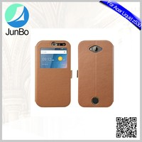 Smart Phone Case PU+TPU Synthetic Leather Back Cover For Acer Z530