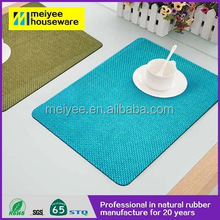 Heat protection coffee cup mat, Cup mat/cup mat pad table protector/no suction cup bath mat