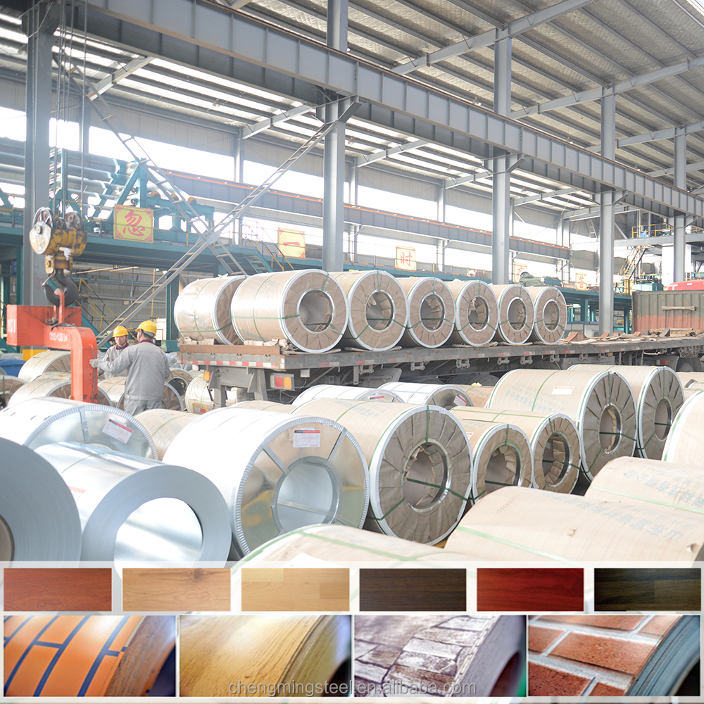 fast installation chromatic steels