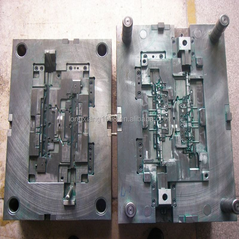 automobile part plastic injection mold