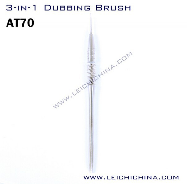 Top quality AT70 Dubbing Brush fly tying tool