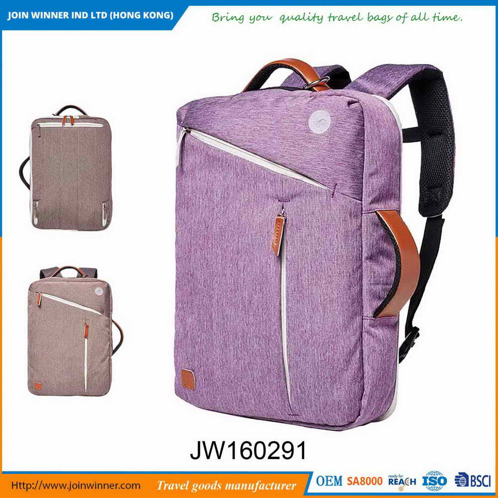 100% Natural Hiking Sports Back Bag With Different Sizes