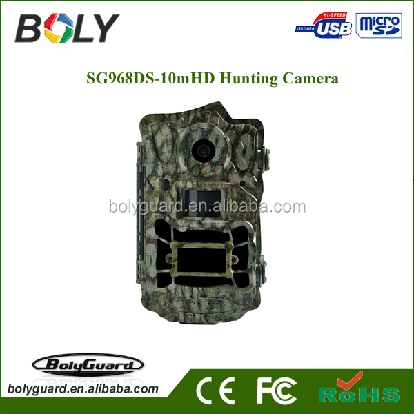 Bolyguard New product waterproof night vision 1080p no motion blur waterproof no case trail camera SG2060-X