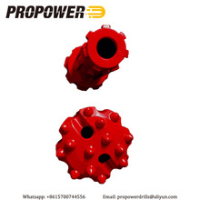 Propower borehole drilling methods process equipment bits