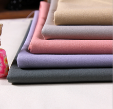 150cm width 380gsm full cotton canvas for sofa plain color red pink purple table cloth bed cloth bed cover