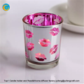 yufeng laser engraving scented glass candle holders with box factory supplier yufengcraft : www.yufengcraft.cn
