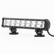Car roof night driving lights 8 leds 10w cree led lights 12v 24v 80w led light bar