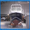 Gather 19ft aluminium cabin boat, small aluminum cabin boat, small aluminum cabin boat for sale