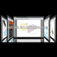 2013 New anti-jagged line technology interactive whiteboard For Sale