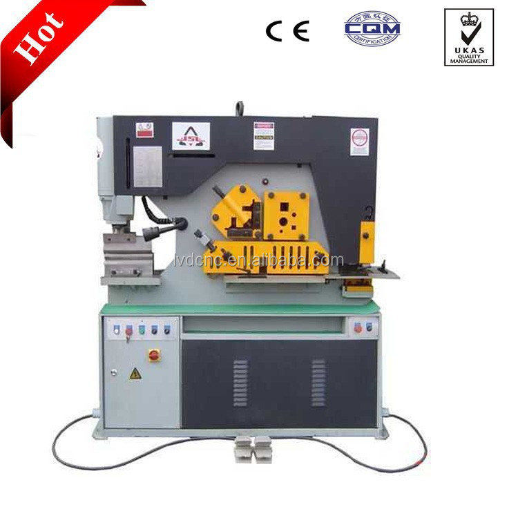 Q35Y Series tube punch, puncture machine, tube punching machine