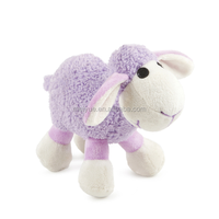 Fashionable Standing Lovely Kawayi Light Purple Sheep