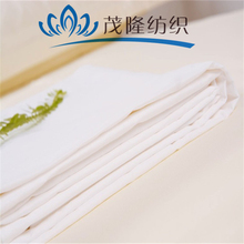 High Quality Stripe Jacquard Bed Sheet used to Hotels