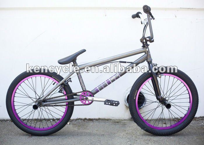 20 inch Cr-Mo Steel Frame Bmx Bike SY-BM2084