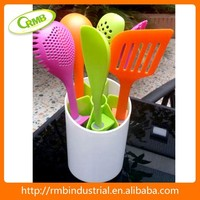 2015 NEW 6PCS PLASTIC KITCHEN UTENSIL