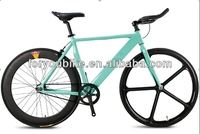 700c cheap 5 spoke alloy fixed gear bike aluminum track bike fixie gear bike single speed bicycle with CE
