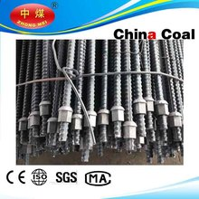 tunneling construction rock bolt/rock anchor bolt