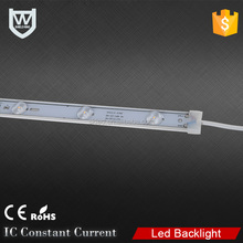 Zhongshan led backlight unit Factory Price Waterproof DC12V smd 3030 slim led module light with ce rohs