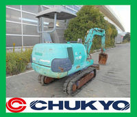 Mini Excavators Used to Japan Komatsu PC10 - 7E <SOLD OUT>