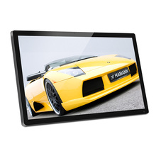 Newest cctv 32 inch lcd waterproof monitor touch screen