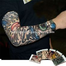 Custom fake tattoo sleeves