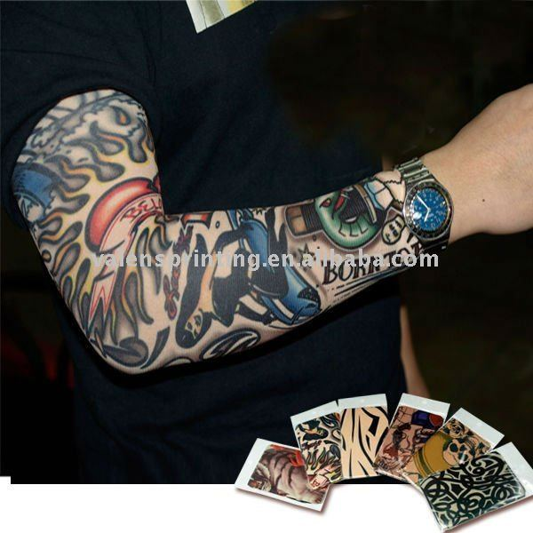 Newest Fake Temporary Tattoo Sleeves