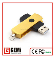 Cheap 1gb 2gb 4gb 8gb 16gb 32gb usb 2.0 swivel usb flash drive stick memory pen drive ,free color custom print logo