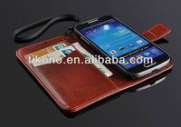 Hot wallet protective Case For Samsung Galaxy S4 Mini