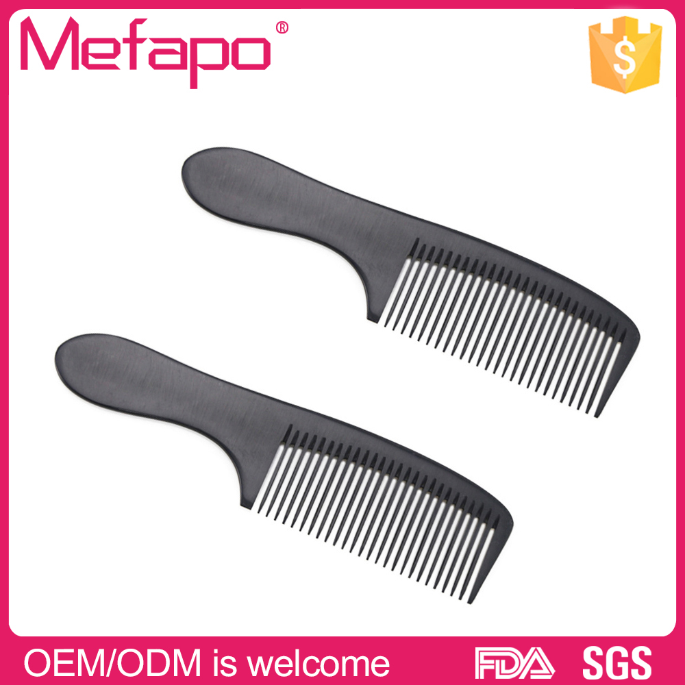 Wholesale brands bakelite professional antistatic moustache comb