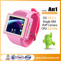 2014 New An1 Android Hand Watch Mobile Phone Price