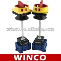 BIGM LW30 Series Rotary Cam Switch LW30-32 32A